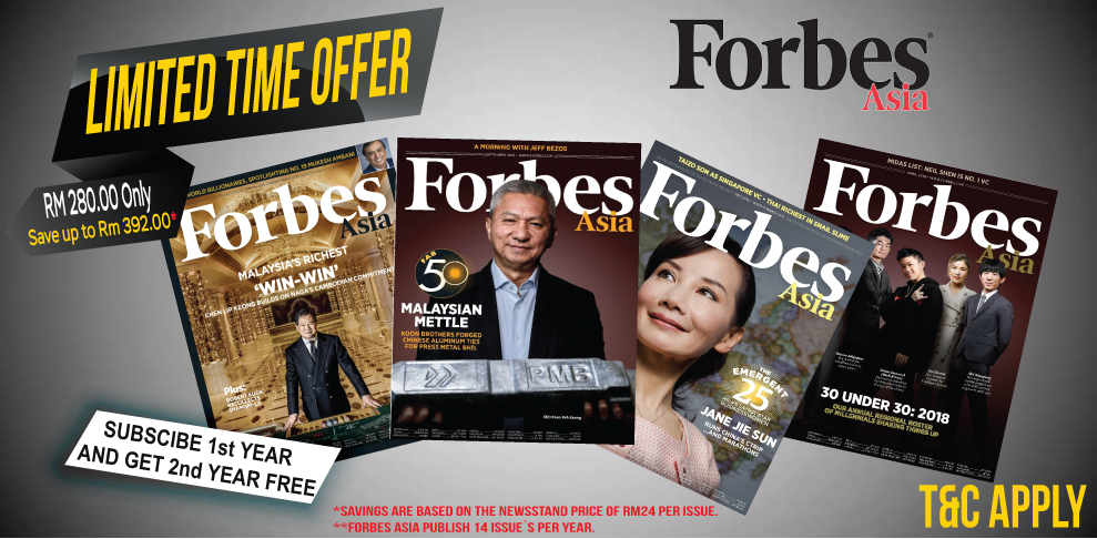 Forbes Asia1+1